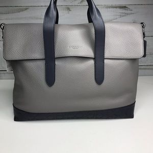 Coach Hamilton Portfolio Brief NWT